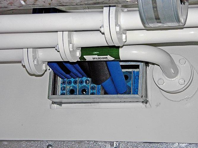 Roxtec Cable Amp Pipe Sealing Solutions