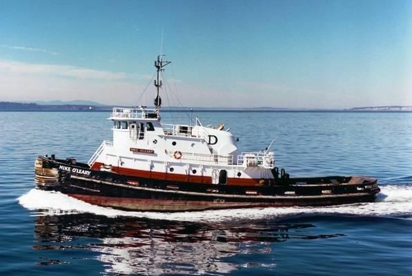 Dunlap Towing Company >> Inmarsat Provides Pacific Northwest, Bering Sea