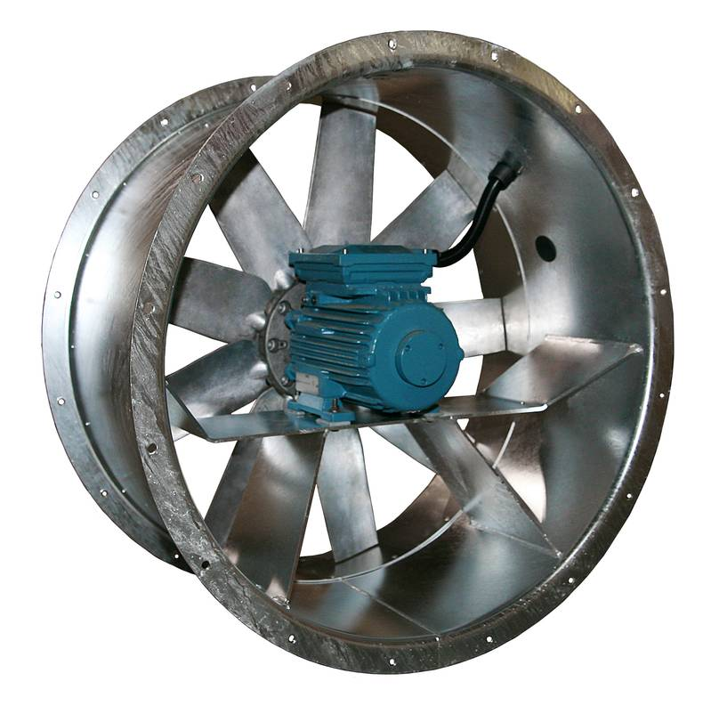 Howden American Fan : Durable and corrosion resistant fans for marine