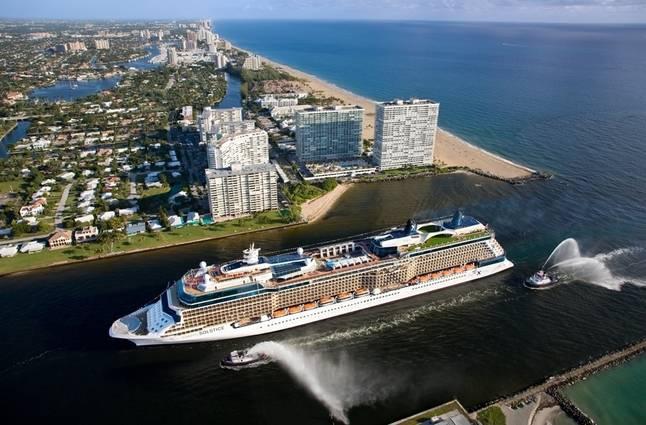 Celebrity Cruise Line - Infinity Transportation