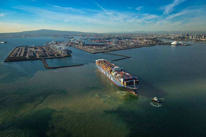 Port Of Long Beach Board Of Harbor Commissioners