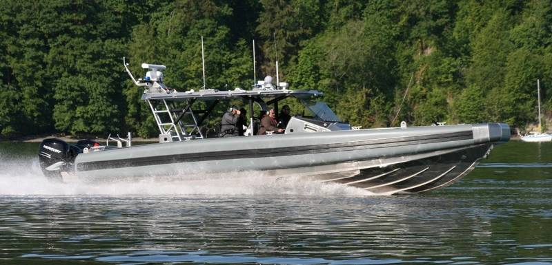safe boats delivers first civ for air and marine. Black Bedroom Furniture Sets. Home Design Ideas