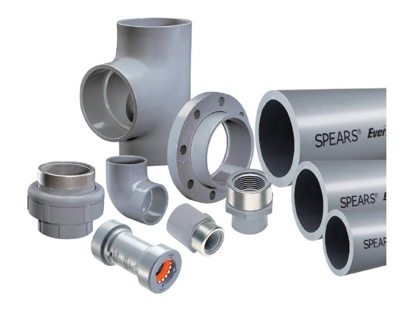 Evertuff Cpvc Schedule 40 Amp 80 Pipe And Fittings