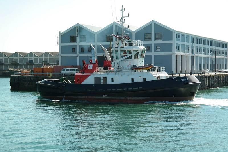 Port of Cape Town Boosts Tug Fleet