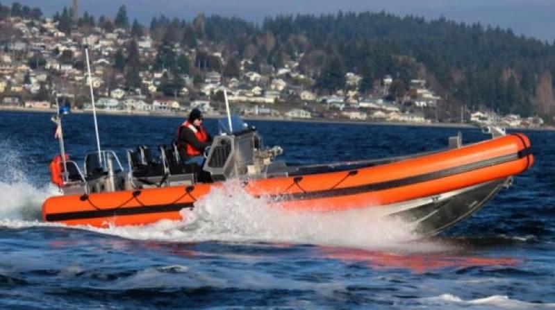 safe boats delivers cutter boat for uscg arctic. Black Bedroom Furniture Sets. Home Design Ideas