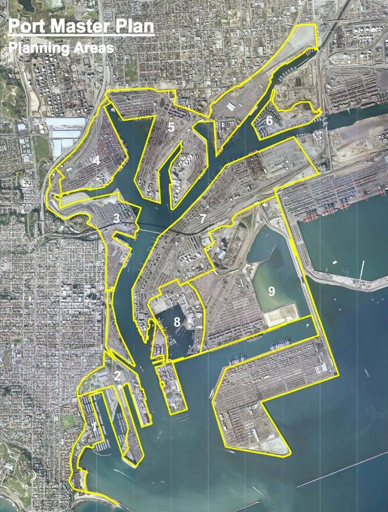 Us Port U0026 39 S Master Plan Ready For Public Comment