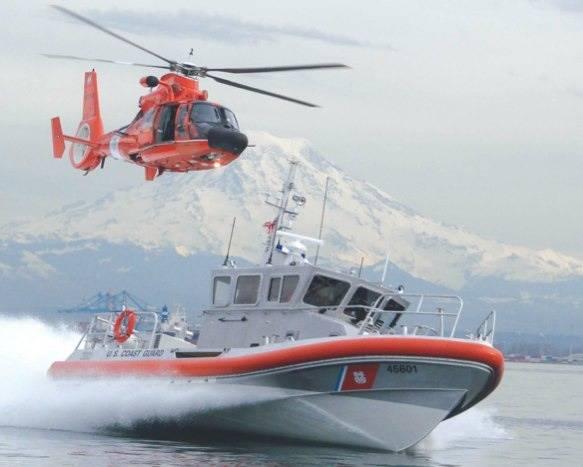 Small Jet Boats >> U.S. Coast Guard Toledo Accept New Response Boat