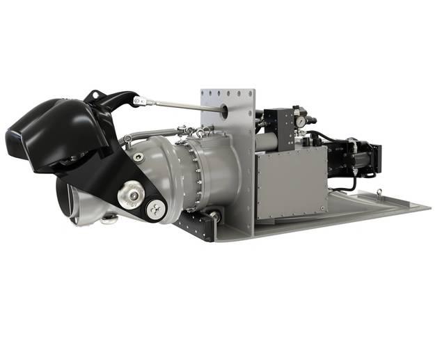 Mjp Introduces Next Generation Of Waterjet Propulsion