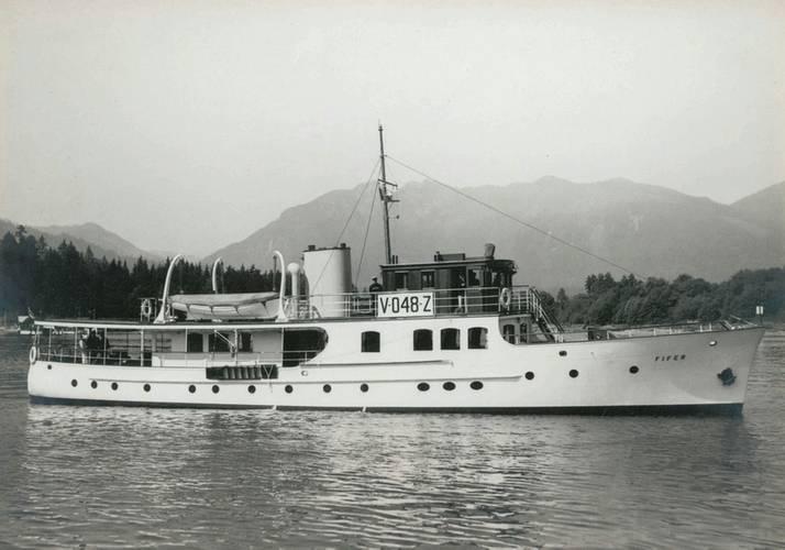 1934: Early RAL designs. Photo courtesy Robert Allan Ltd.