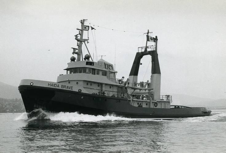 1964.  Photo courtesy Robert Allan Ltd.