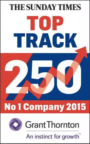 2015 Top Track 250 No1 company logo
