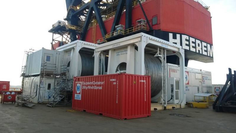 Photo: ELA Container Offshore