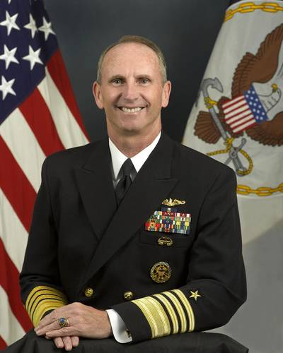 ADM Jonathan Greenert, Chief of Naval Operations