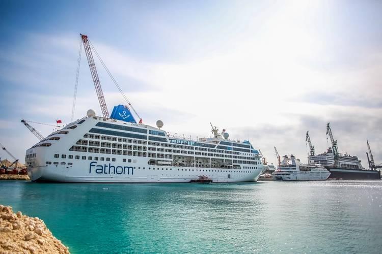 Adonia (Photo: Grand Bahama Shipyard)