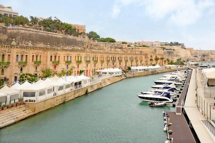 Valletta Waterfront (Photo: Valletta Cruise Port)