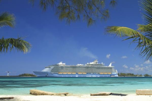 Allure of the Seas. Photo: Royal Caribbean