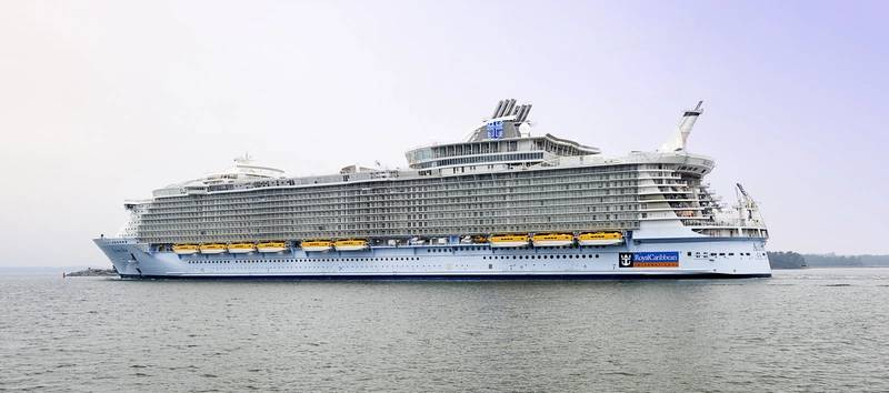Allure of the Seas (Photo: Wärtsilä)
