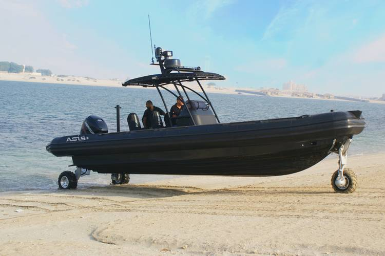 Amphibious Craft (Photo: ASIS)