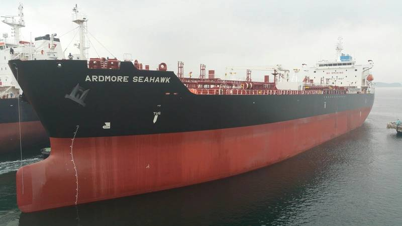 Ardmore Seahawk (Photo: Ardmore Shipping Corporation)