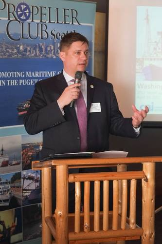 Mark Gleason, Director, Washington Maritime Federation