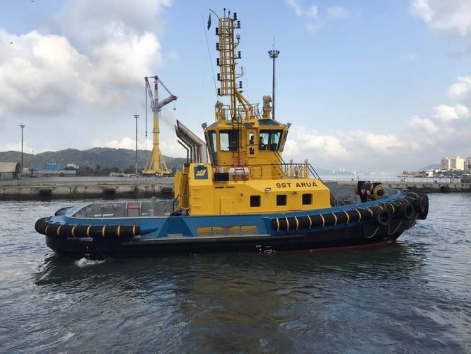 ASD Tug 2411 SST-Aruá (Photo: Damen)