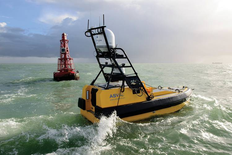 ASV dubs C-Worker a breakthrough in unmanned oil and gas operations.