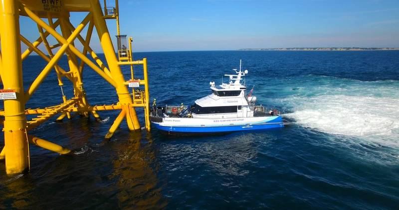 AWT atlantic pioneer - credit Atlantic Wind Transfers