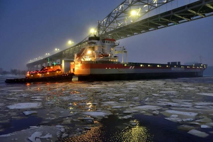 Beatrix (Photo: Port of Duluth-Superior)