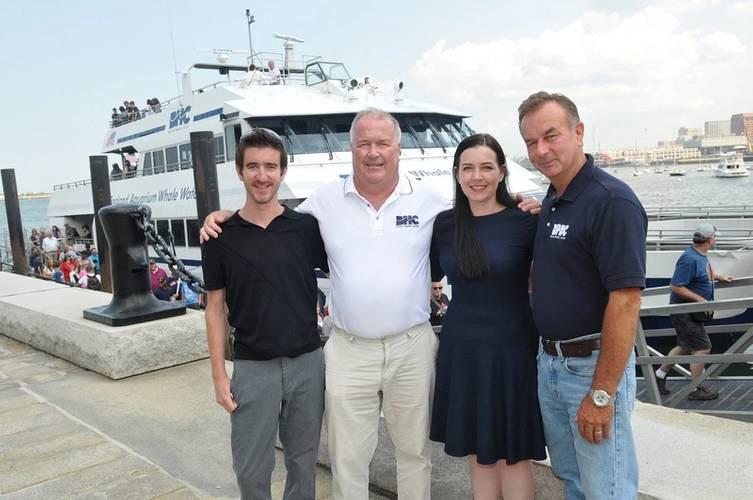 BHC's executive team: Patrick, Chris, Alison and Rick Nolan (Photo: BHC)