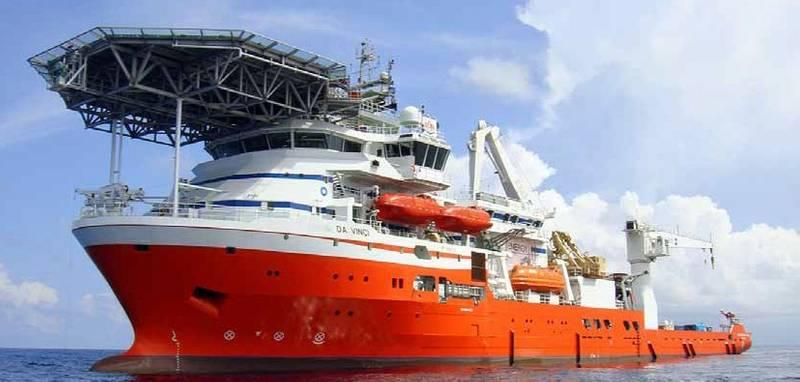 Boskalis has signed a three-year bareboat charter for the 2011 built DSV Da Vinci (Photo: Boskalis)
