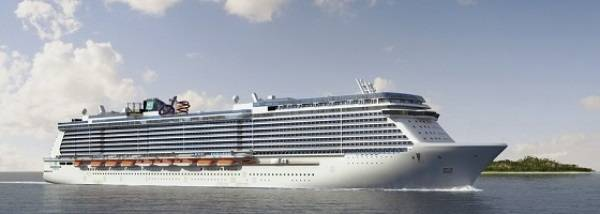 Breakaway Plus class vessel (Image: Meyer Werft)