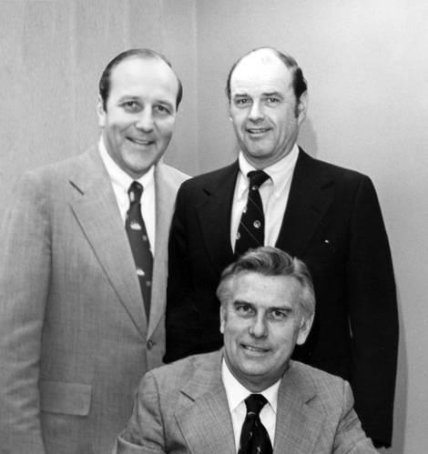 Brian, James & Tony McAllister