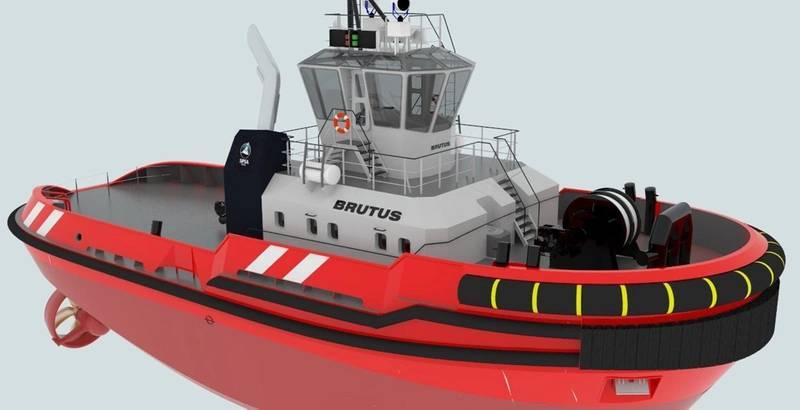 Brutus - DT Amura estribor
