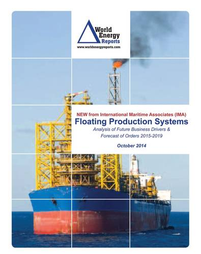 Buy the Report; Subscribe to the Service. Details about our new October 2014 forecast report and the new online floating production database are available at  www.worldenergyreports.com