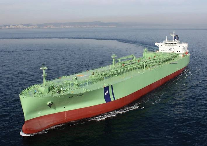 BW LPG has ordered ME-LGIP engines to be retrofit on four of their VLGCs. Images: ©MAN ES