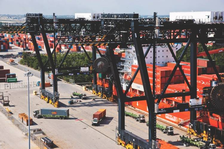 By dredging and deepening waterways, a new generation of Panamax vessels may visit ports, carrying huge volumes of cargo made possible by larger vessels and the widening of the Panama Canal.