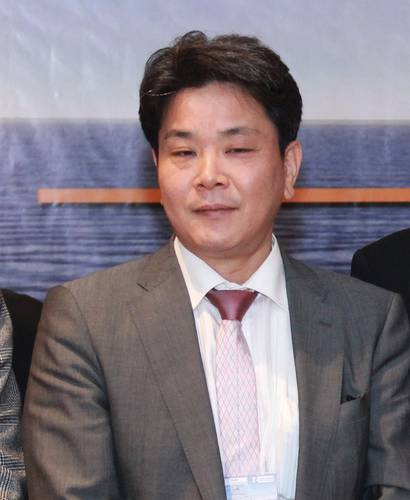 Capt. Motoyama, Senior Manager at MMS Co. Ltd