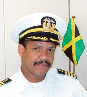 Captain Steven Spence (Photo: Jamaica Ship Registry)