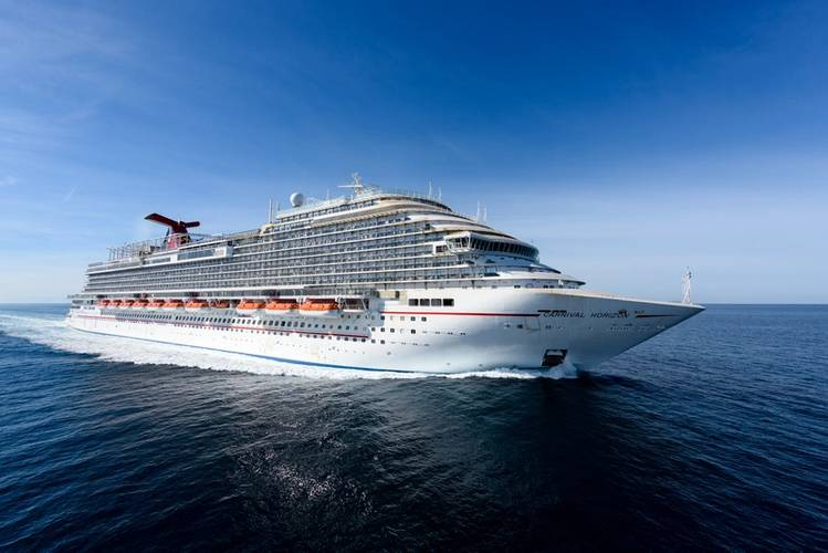 Carnival Horizon (Photo: Lloyd's Register)