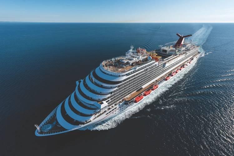 Carnival Vista (Photo: Carnival Cruise Lines)