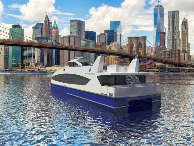 Incat Crowther-Designed Ferries Photo Incat Crowther