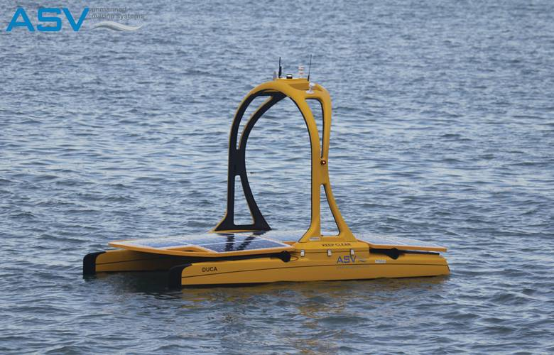 C-Enduro: Long Endurance Marine Unmanned Surface Vehicle (LEMUSV).