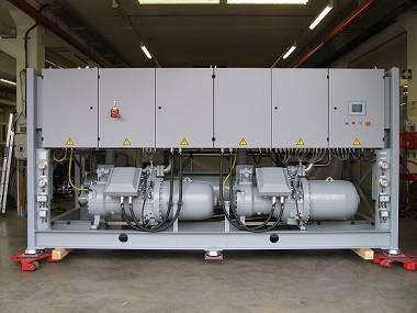 Chilled water unit (Photo: Imtech)
