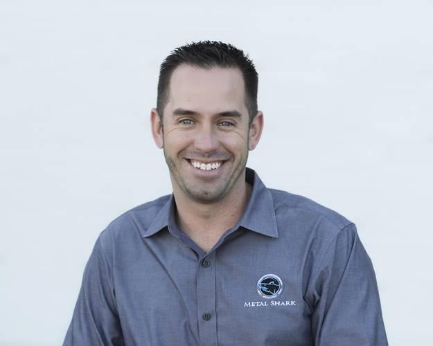 Chris Allard: Co-Owner / CEO Metal Shark