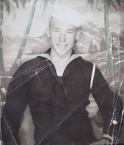 Coast Guard veteran Jim Briggs was one of the first American crewmembers on the Coast Guard Cutter Eagle in 1947