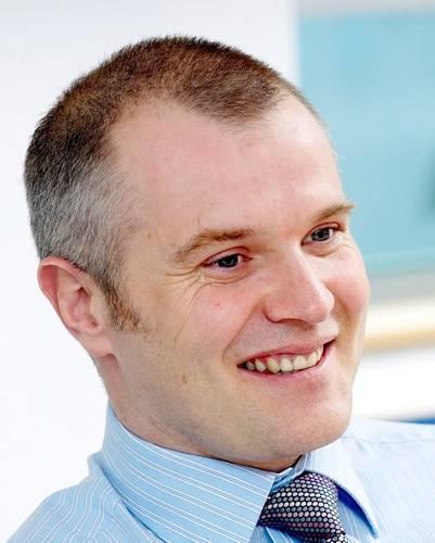 Colin Gillespie, Deputy Loss Prevention Director