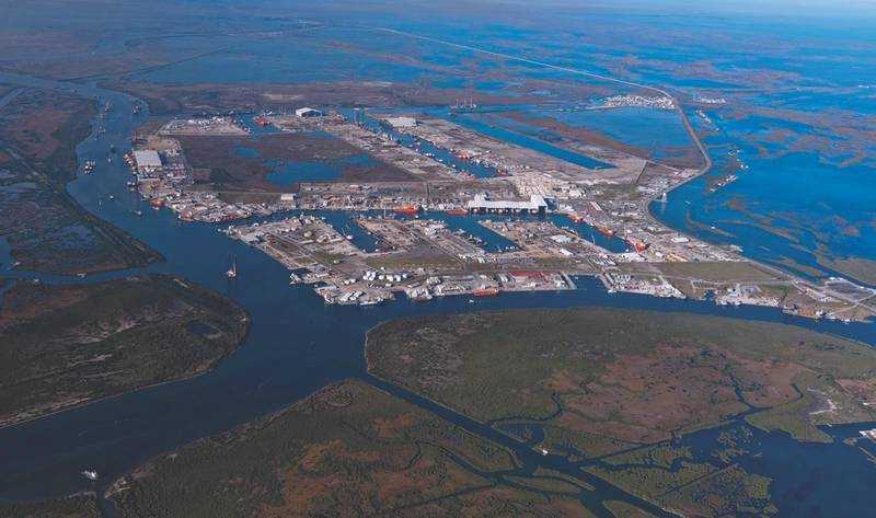 Credit: Greater Lafourche Port Commission