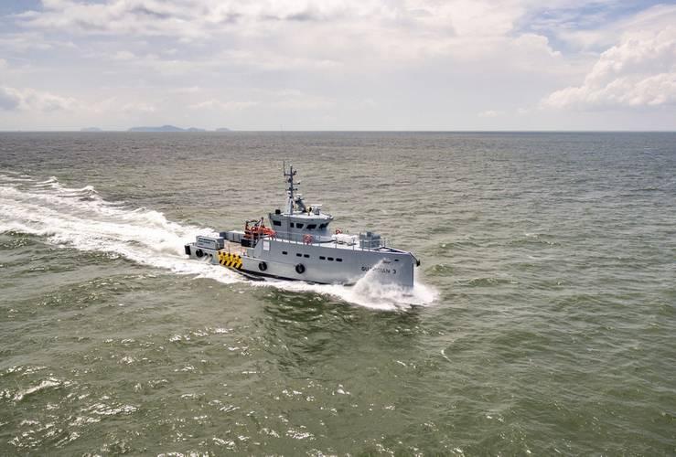 Damen 3307 Patrol Vessel (Photo: Damen)