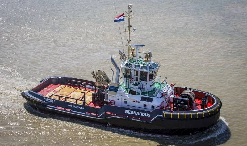 Damen ASD 2810 Hybrid Tugs  Photo Damen