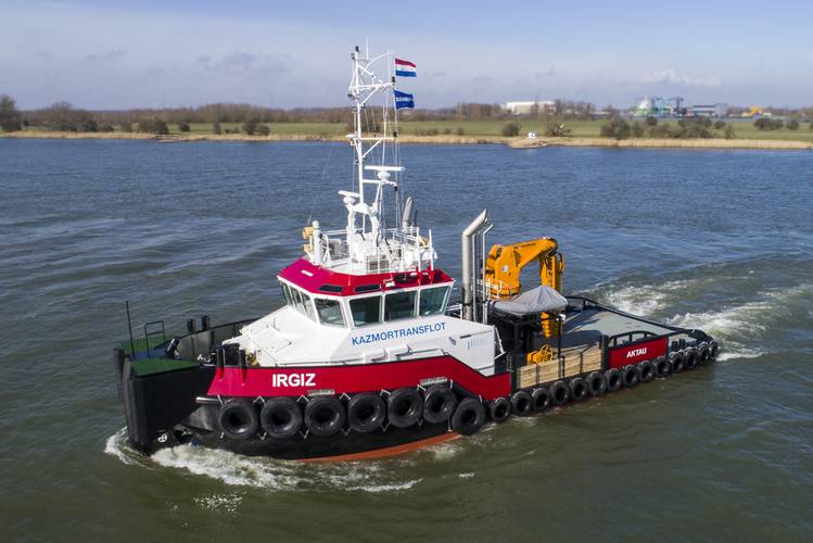 Damen Shoalbuster 2709 (Photo courtesy Damen)